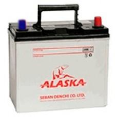 Аккумулятор Alaska MF R12V 60Ah 580A