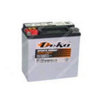 Аккумулятор Deka ETX14 (AGM) L12V 12Ah 220A