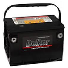 Аккумулятор DELKOR Bok12V 95Ah 730A