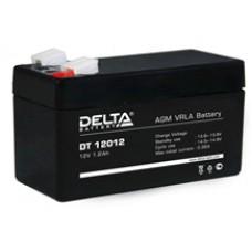 Аккумулятор Delta DT UNI12V 1.2Ah