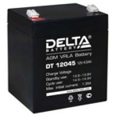 Аккумулятор Delta DT UNI12V 4.5Ah