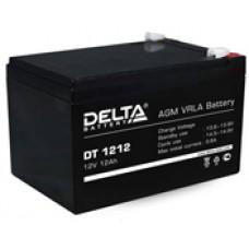 Аккумулятор Delta DT UNI12V 12Ah
