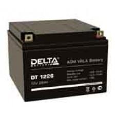 Аккумулятор Delta DT UNI12V 26Ah