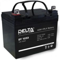 Аккумулятор Delta DT UNI12V 33Ah