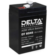 Аккумулятор Delta DT UNI6V 4.5Ah
