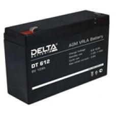 Аккумулятор Delta DT L6V 12Ah