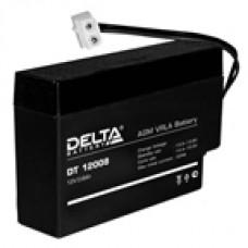 Аккумулятор Delta DT UNI12V 0.8Ah