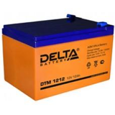 Аккумулятор Delta DTM12V 12Ah