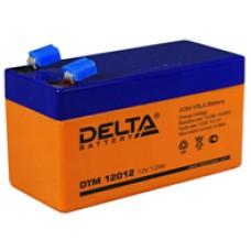 Аккумулятор Delta DTM UNI12V 1.2Ah