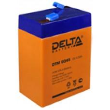 Аккумулятор Delta DTМ UNI6V 4.5Ah