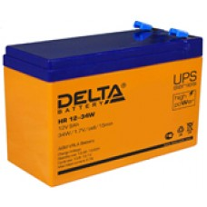 Аккумулятор Delta HR UNI12V 8Ah