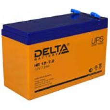 Аккумулятор Delta HR UNI12V 7Ah