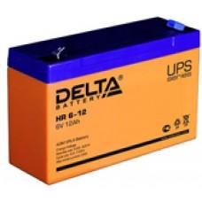 Аккумулятор Delta HR UNI6V 12Ah