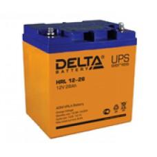 Аккумулятор Delta HR UNI12V 28Ah