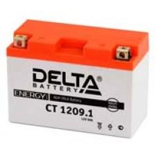 Аккумулятор Delta MOTO CT L12V 9Ah 115A