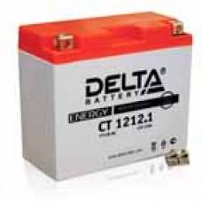 Аккумулятор Delta MOTO CT L12V 12Ah 120A