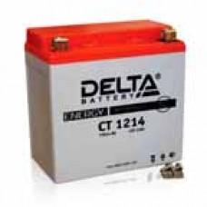 Аккумулятор Delta MOTO CT L12V 15Ah 140A