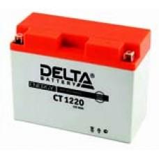 Аккумулятор Delta MOTO CT R12V 20Ah 180A