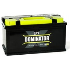 Аккумулятор DOMINATOR L12V 91Ah 780A
