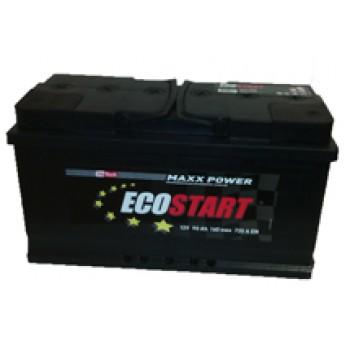Аккумулятор Ecostart L12V 90Ah 670A