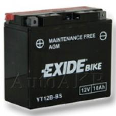 Аккумулятор EXIDE L12V 10Ah 160A
