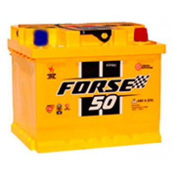 Аккумулятор FORSE R12V 50Ah 480A