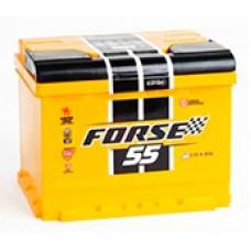Аккумулятор FORSE R12V 55Ah 510A