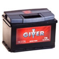Аккумулятор Giver L12V 77Ah 570A