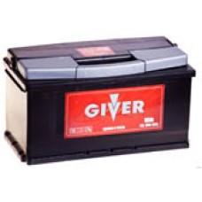 Аккумулятор Giver R12V 90Ah 690A