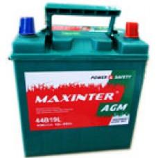 Аккумулятор MAXINTER R12V 42Ah 400A