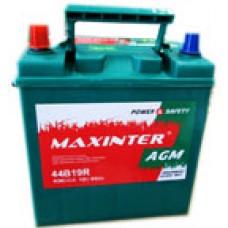 Аккумулятор MAXINTER L12V 42Ah 400A