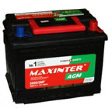Аккумулятор MAXINTER R12V 60Ah 550A