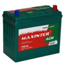 Аккумулятор MAXINTER R12V 55Ah 450A