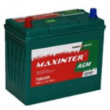 Аккумулятор MAXINTER L12V 55Ah 450A