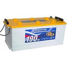 Аккумулятор ПАЗ L12V 190Ah 1150A