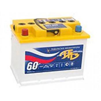 Аккумулятор ПАЗ L12V 60Ah 430A