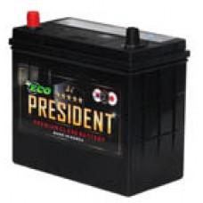 Аккумулятор Eco President L12V 42Ah 350A