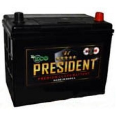 Аккумулятор Eco President R12V 80Ah 630A