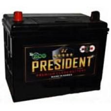 Аккумулятор Eco President L12V 80Ah 630A