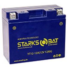 Аккумулятор STARKSBAT YT L12V 12Ah 155A