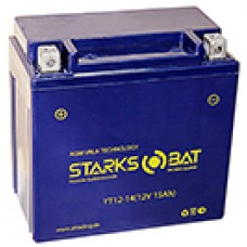 Аккумулятор STARKSBAT YT L12V 15Ah 180A