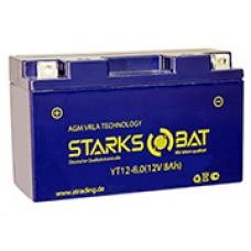 Аккумулятор STARKSBAT YT L12V 8Ah 120A