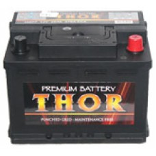 Аккумулятор THOR R12V 60Ah 540A