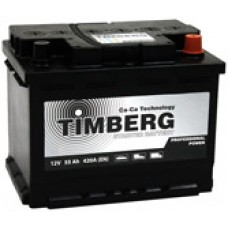 Аккумулятор Timberg Professional Power L12V 90Ah 730A