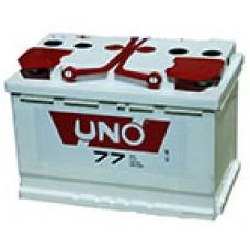 Аккумулятор UNO R12V 77Ah 570A