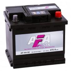 Аккумулятор AFA R12V 52Ah 470A
