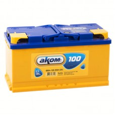Аккумулятор Аком R12V 100Ah 850A