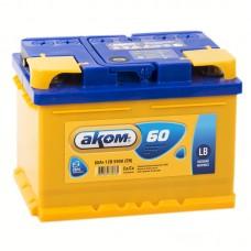Аккумулятор Аком R12V 60Ah 590A