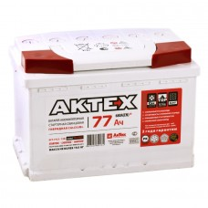 Аккумулятор Актех R12V 77Ah 680A