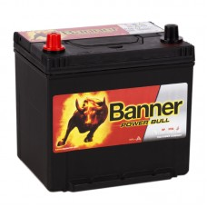 Аккумулятор BANNER Power Bull L12V 60Ah 480A